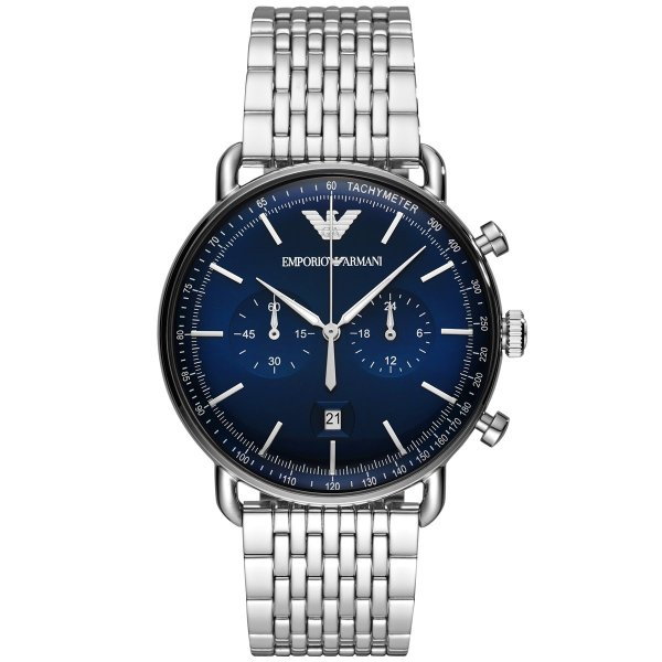 店内ポイント最大24倍!エンポリオアルマーニ 腕時計 メンズ クロノグラフ AR11238 EMPORIO ARMANI|neel2|04
