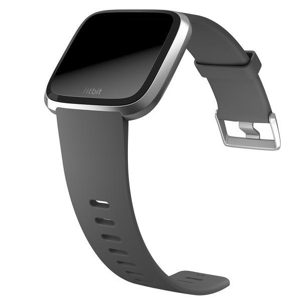 本日限定!ゾロ目の日クーポン!ポイント最大21倍! Fitbit Versa Lite フィットビット ヴァーサライト スマートウォッチ フィットネス FB415SRGY-FRCJK