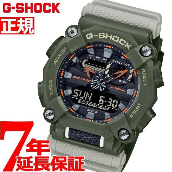 店内最大26倍 GショックG-SHOCK腕時計メンズGA-900HC-3AJFジーショック