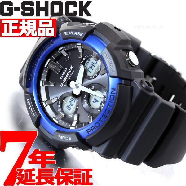 店内最大26倍 GショックG-SHOCK電波ソーラー腕時計メンズGAW-100B-1A2JF