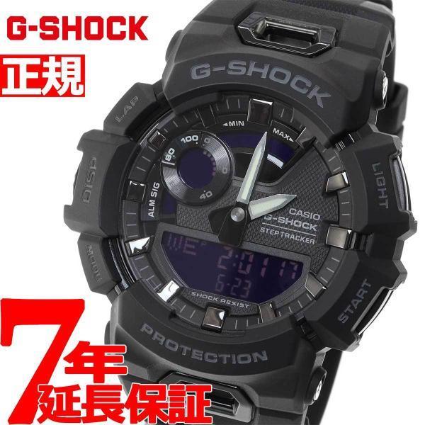 店内最大26倍 GショックジースクワッドG-SHOCKG-SQUAD腕時計メンズGBA-900-1AJFジーショック
