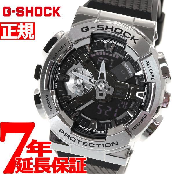 店内最大26倍 GショックG-SHOCK腕時計メンズGM-110-1AJFジーショック