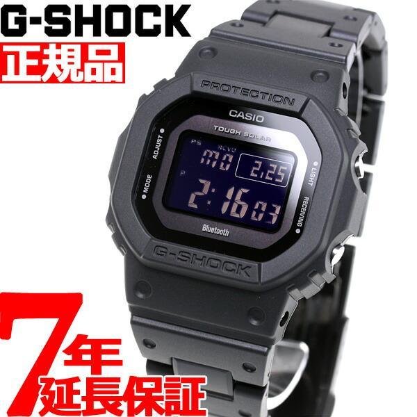 店内最大26倍 GショックG-SHOCK腕時計メンズ5600デジタルブラックGW-B5600BC-1BJFジーショック