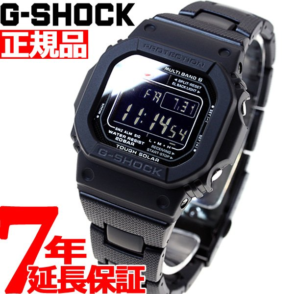 店内最大26倍 GショックG-SHOCK5600電波ソーラーGW-M5610BC-1JFジーショック