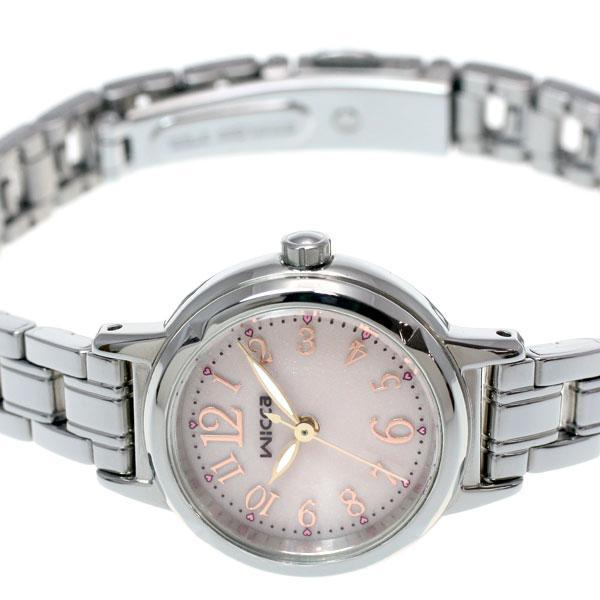 ポイント最大21倍! ウィッカ シチズン wicca ソーラー エコドライブ 腕時計 レディース KH9-914-91