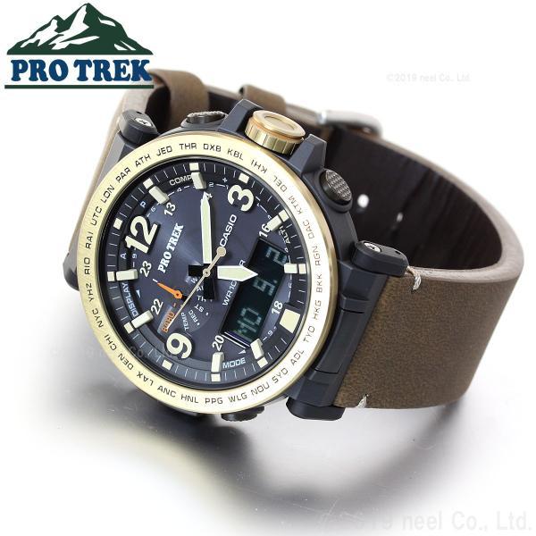 ポイント最大27倍! カシオ プロトレック CASIO PRO TREK ソーラー 腕時計 メンズ タフソーラー PRG-600YL-5JF|neel|02