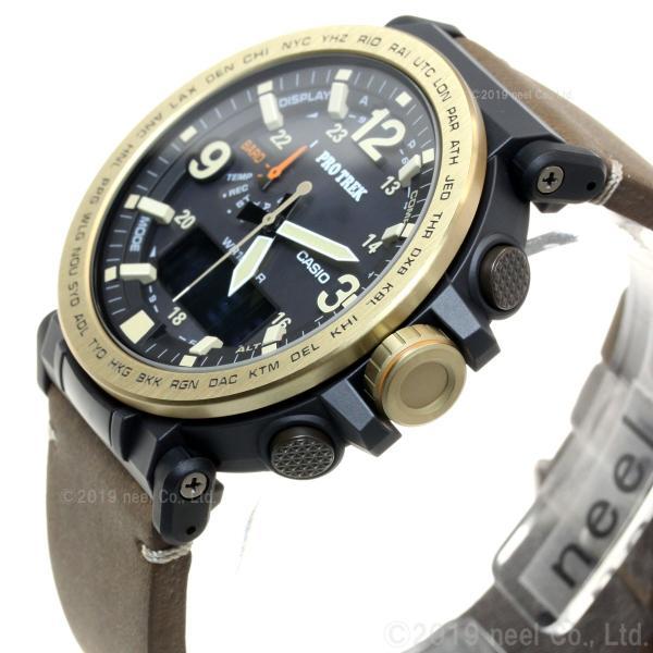ポイント最大27倍! カシオ プロトレック CASIO PRO TREK ソーラー 腕時計 メンズ タフソーラー PRG-600YL-5JF|neel|05