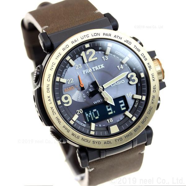 ポイント最大27倍! カシオ プロトレック CASIO PRO TREK ソーラー 腕時計 メンズ タフソーラー PRG-600YL-5JF|neel|06