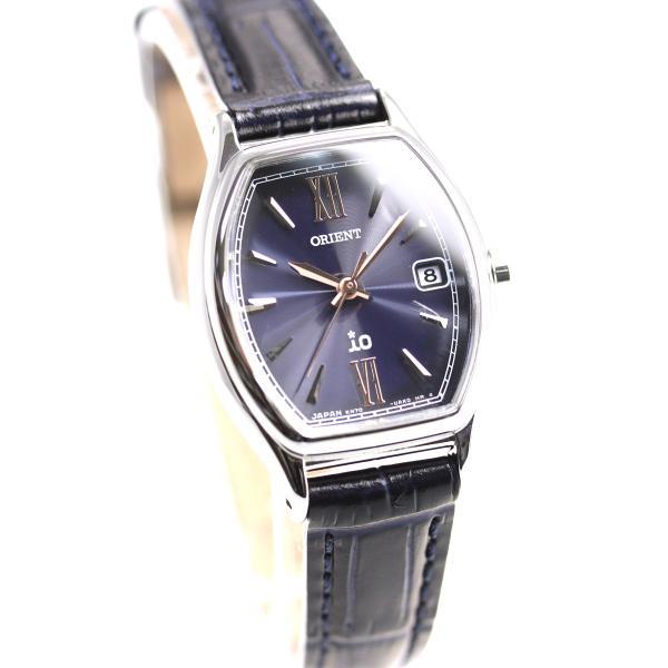 ポイント最大21倍! オリエント イオ ソーラー 腕時計 レディース ナチュラル&プレーン RN-WG0015L ORIENT iO
