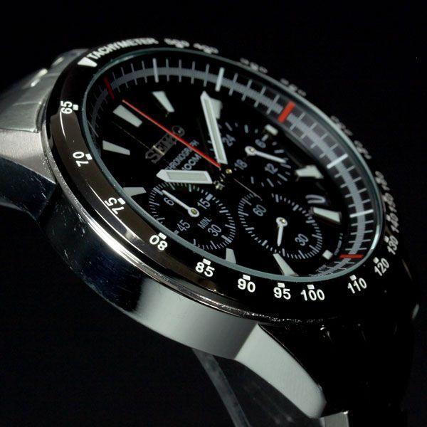 ポイント最大27倍! セイコー(SEIKO) 逆輸入 腕時計 メンズ クロノグラフ SSB031P1(SSB031PC) neel 04
