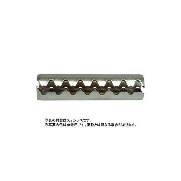 スプリングピン(軽(オチアイ ステンレス(ばね用ステンレス鋼)生地  3 X 50 【パック商品 15本入】