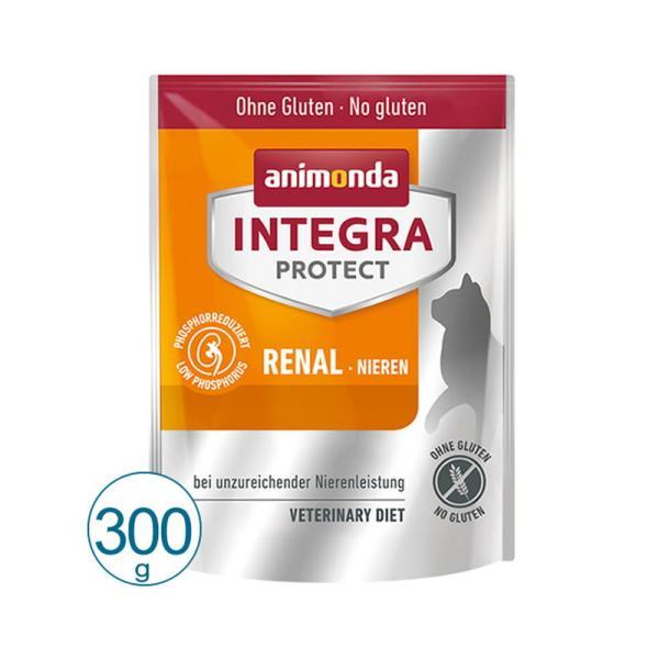 アニモンダ インテグラ プロテクト ドライ 腎臓ケア 300g / 猫用療法食 ニーレン ドイツ nekobatake