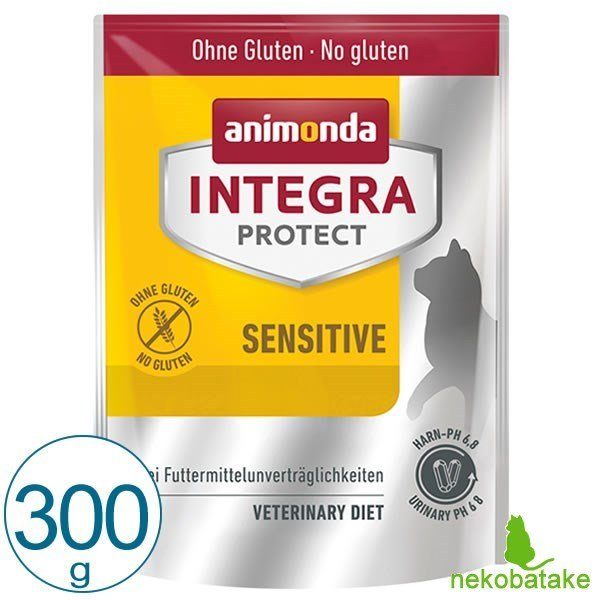 アニモンダ インテグラプロテクト センシティブ ドライ 300g 正規品 キャットフード 栄養食|nekobatake