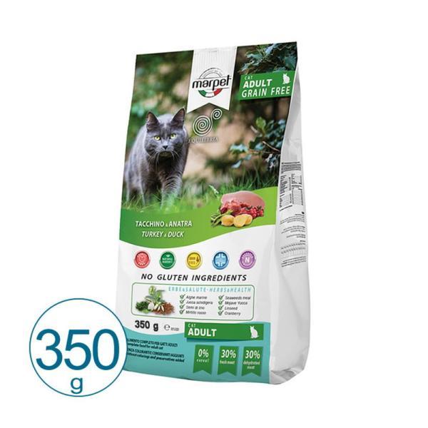 エクイリブリア キャット ターキー・ダック 350g / 全年齢猫用栄養食 EQUILIBRIA|nekobatake