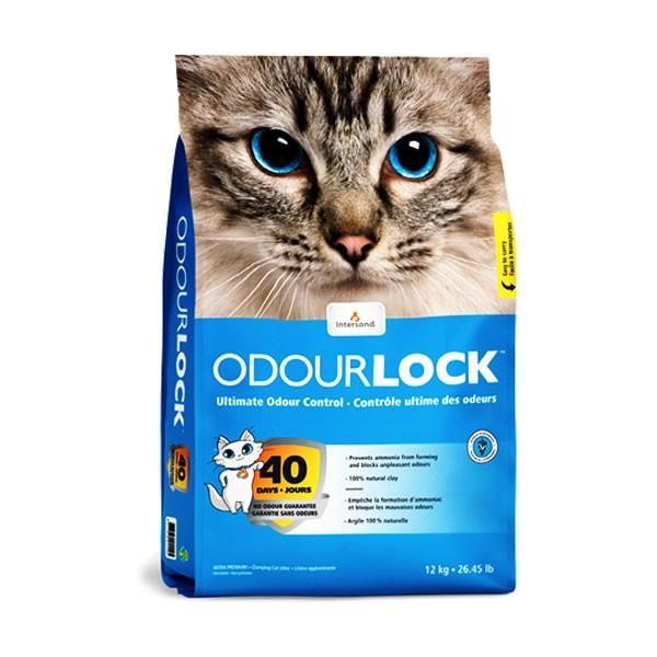 オードロック 6kg 猫砂 ベントナイト 固まる 消臭|nekobatake