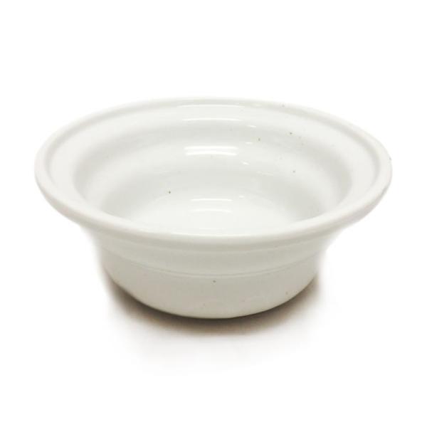 ヘルスウォーターシリーズ にゃんマグ ホワイト 猫用品 猫用食器 水のみボウル オーカッツ|nekobatake
