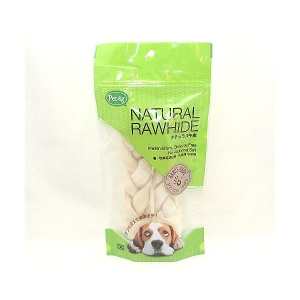 最短賞味2021.11・PetAg ナチュラル牛皮 ブレイドロール2本入 犬用おやつ ガム|nekokin