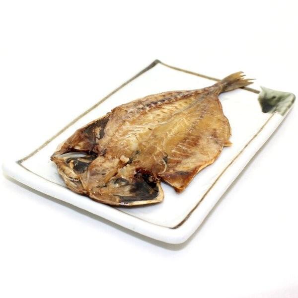 最短賞味2020.4・ペット用骨まで食べられる焼き魚 真あじ1枚 20580|nekokin