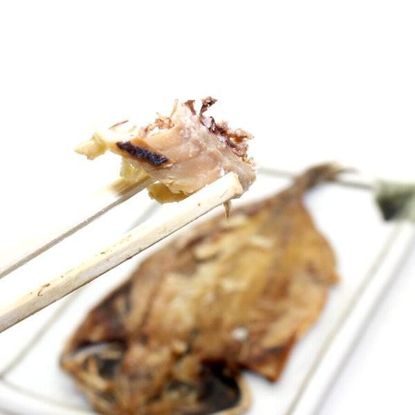 最短賞味2020.4・ペット用骨まで食べられる焼き魚 真あじ1枚 20580|nekokin|04