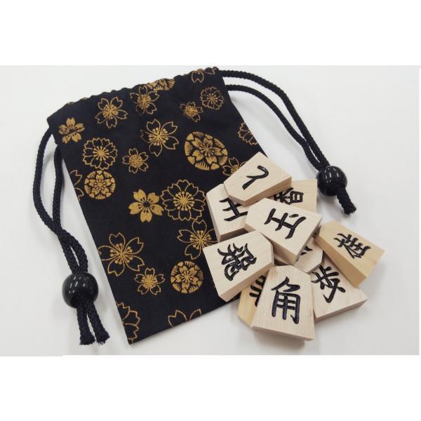 京都将棋駒(彫駒)