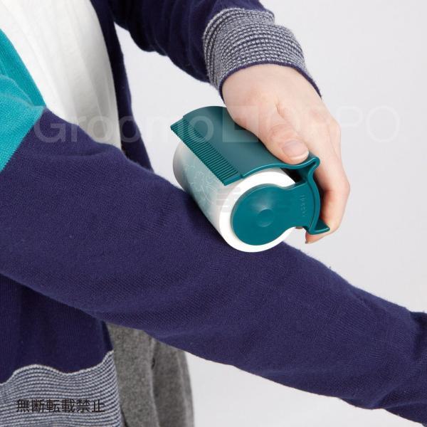 毛玉ケア コミュニケーションと毛玉ケアの為に Groomo[グルーモ]|nekote-shop|06