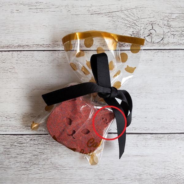 猫雑貨 バス用品 キャットバスフィズ 猫顔モチーフ入浴剤 nekote-shop 04