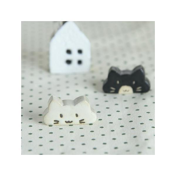 猫雑貨 キッチン 箸置き 猫 のんびり箸置き nekote-shop