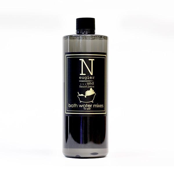 犬 入浴剤 Neugier 入浴剤 500ml Neugierケアシリーズ / 犬 シャンプー トリミング用品|nekotsume