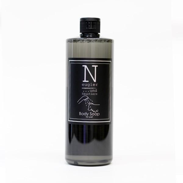 犬 シャンプー Neugier ケアシリーズ シャンプー 500ml / Neugier Body Soap 500ml|nekotsume