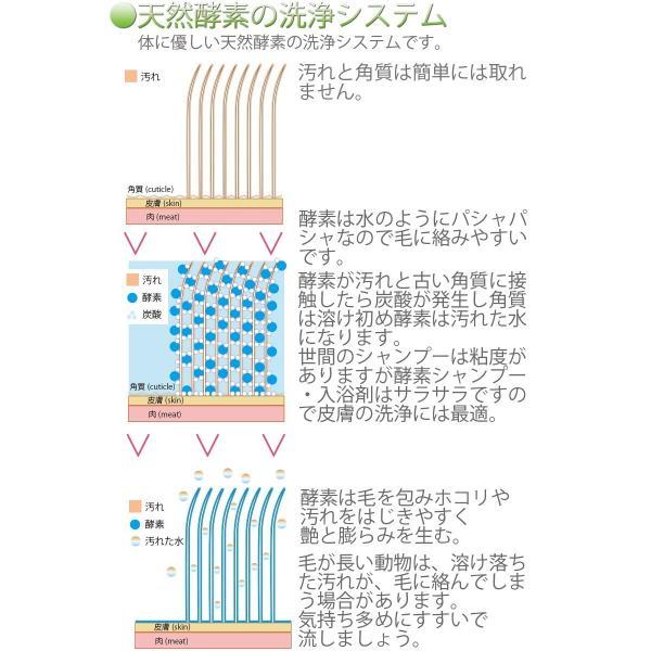 犬 シャンプー Neugier ケアシリーズ シャンプー 500ml / Neugier Body Soap 500ml|nekotsume|03