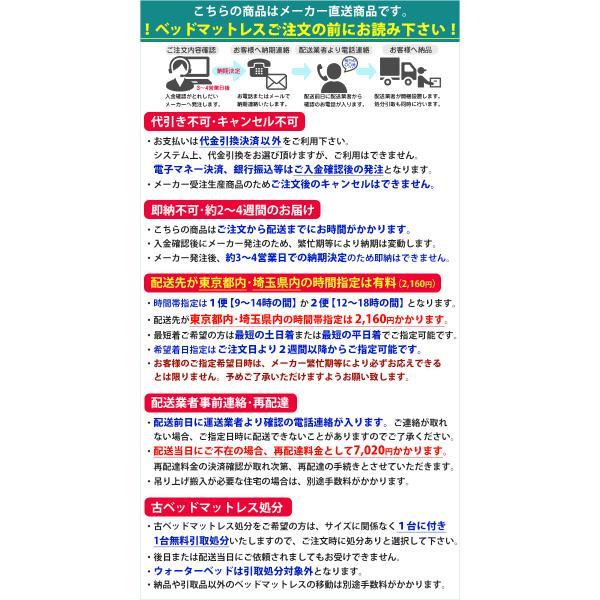 西川エアー 01 シングル ベッドマットレスタイプ ハード AiR HARD 185N ネイビー 東京西川 ポイント10倍|nemurinokamisama|06