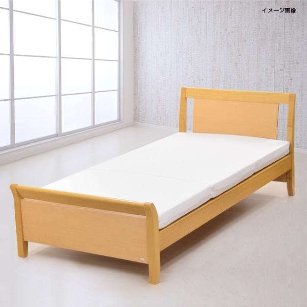 西川 マットレス 高反発 SS 二段ベッド ロフト対応 ベッドマットレス フェスタ2 東京西川 nemurinokamisama 03