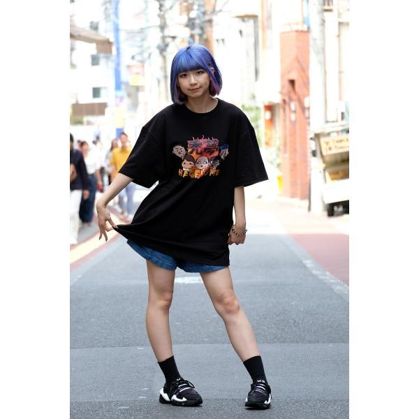 禿夢×蕪木蓮Tシャツ|nemutai-company|03