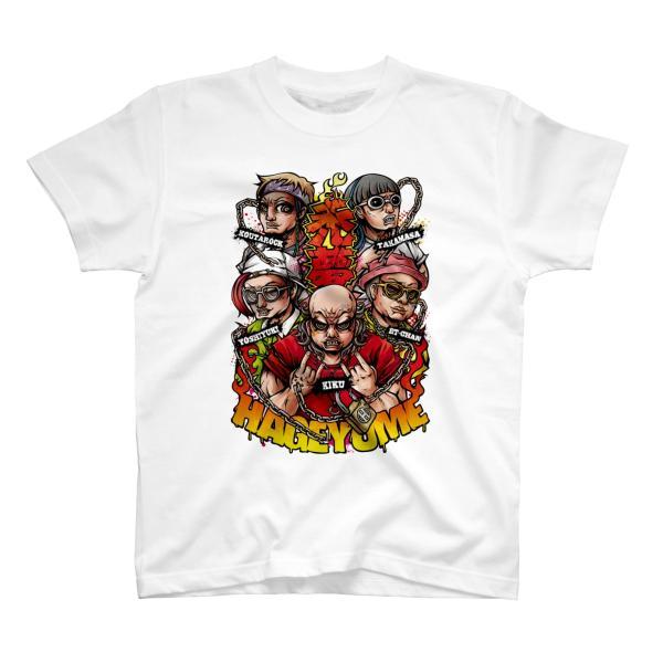 禿夢 × Project.C.K.デザインTシャツ|nemutai-company|02