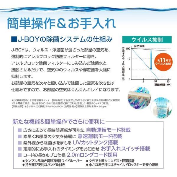 空気清浄機 加湿器 噴霧器 J-BOY/次亜塩素酸水 対応 ディゾルバウォーター10Lセット 送料無料 年保証付き nenrin 04