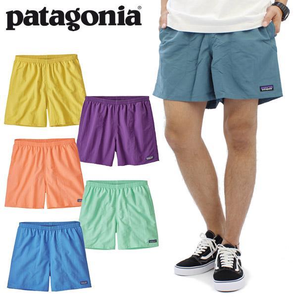パタゴニア patagonia メンズ バギーズ ショート 5インチ Mens Baggies Shorts 5inch  ハーフパンツ ショートパンツ メンズ[BB]|neo