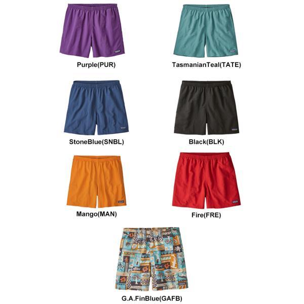 パタゴニア patagonia メンズ バギーズ ショート 5インチ Mens Baggies Shorts 5inch  ハーフパンツ ショートパンツ メンズ[BB]|neo|02