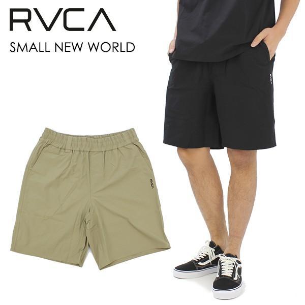 ルーカ RVCA  SMALL NEW WORLD メンズ ショートパンツ aj041-610  男性用[AA]