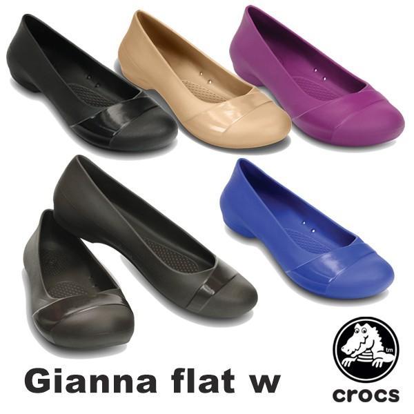 クロックス CROCS  クロックス ジアンナ フラット ウィメン crocs gianna flat w [AA]