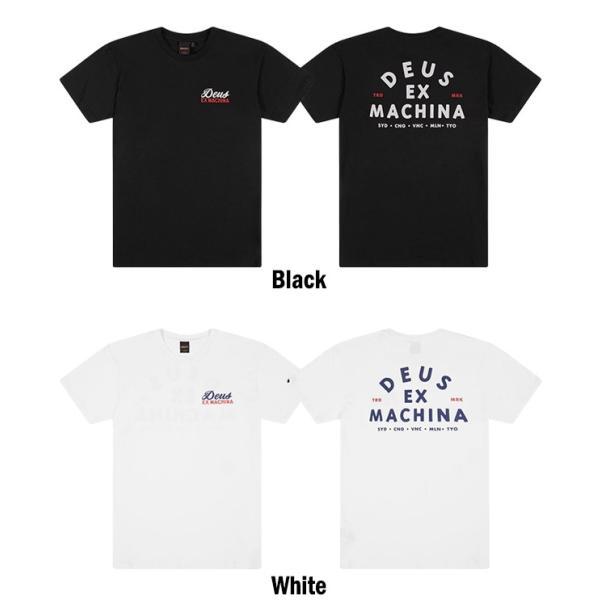 デウスエクスマキナ Deus EX Machina  WHIRLED TEE メンズ 半袖 Tシャツ[AA-2]|neo|02