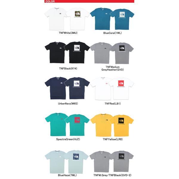 ザ・ノースフェイス THE NORTH FACE  S S Red Box Tee メンズ 半袖 Tシャツ[AA-2]|neo|02