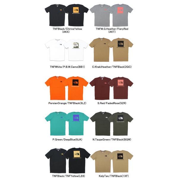 ザ・ノースフェイス THE NORTH FACE  S S Red Box Tee メンズ 半袖 Tシャツ[AA-2]|neo|03