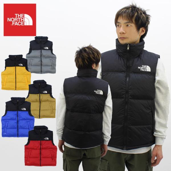 ザ・ノース フェイス THE NORTH FACE  Men's 1996 Retro Nuptse Vest  1996 レトロ ヌプシ ベスト アウター ダウンベスト 男性用 メンズ US企画 [CC]|neo