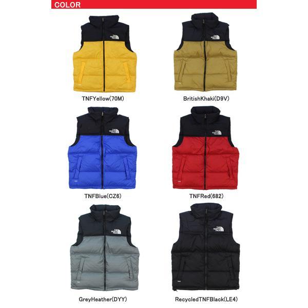 ザ・ノース フェイス THE NORTH FACE  Men's 1996 Retro Nuptse Vest  1996 レトロ ヌプシ ベスト アウター ダウンベスト 男性用 メンズ US企画 [CC]|neo|02