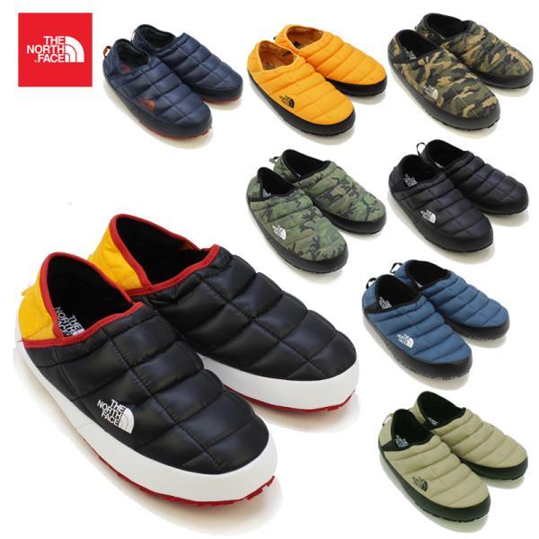 ザ・ノース フェイス THE NORTH FACE  Mens Thermoball Eco Traction Mules 5  サーモボール トラクション ミュール 5 シューズ 男性用 メンズ US企画 [BB]|neo