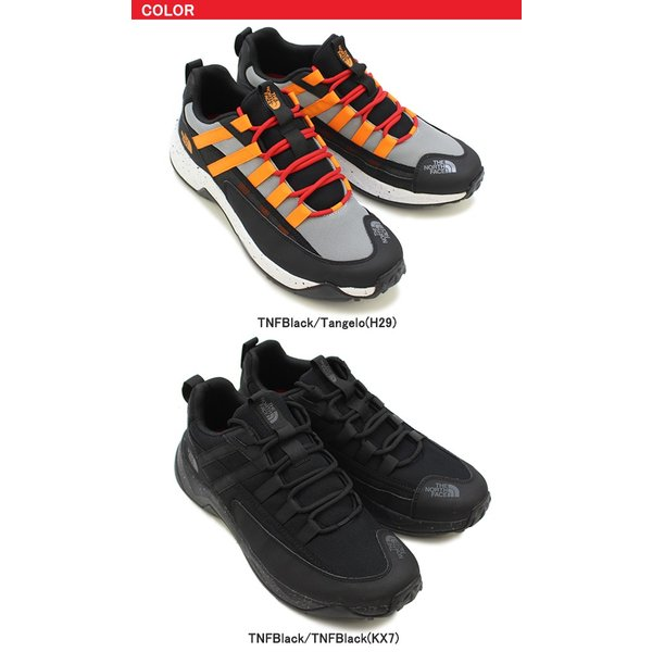 ザ・ノース フェイス THE NORTH FACE  Men's Trail Escape Crest Hiking Shoes トレイル エスケープ クレスト ハイキング シューズ 男性用 メンズ US企画 [BB]|neo|02