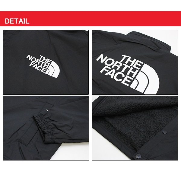 ザ・ノース フェイス THE NORTH FACE  Men's Telegraphic Coaches Jacket  テレグラフィック コーチ ジャケット アウター ジャケット 男性用 メンズ US企画 [CC] neo 03