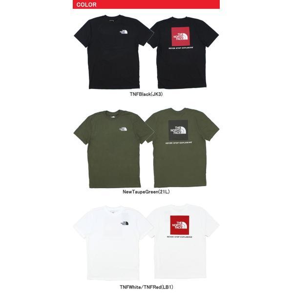 ザ・ノースフェイス THE NORTH FACE Mens S/S Red Box Tee メンズ 半袖 Tシャツ US企画 [AA-2]|neo|02