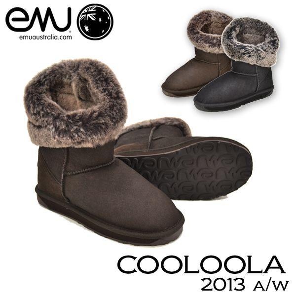 エミュー オーストラリア EMU Australia クールーラ COOLOOLA シープスキン ムートンブーツ