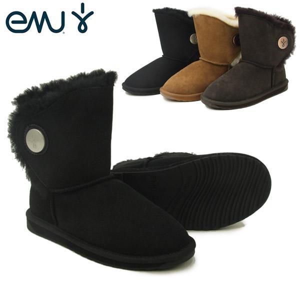 エミュー EMU Australia ハケア ロー HAKEA LO シープスキンブーツ ムートンブーツ 2015